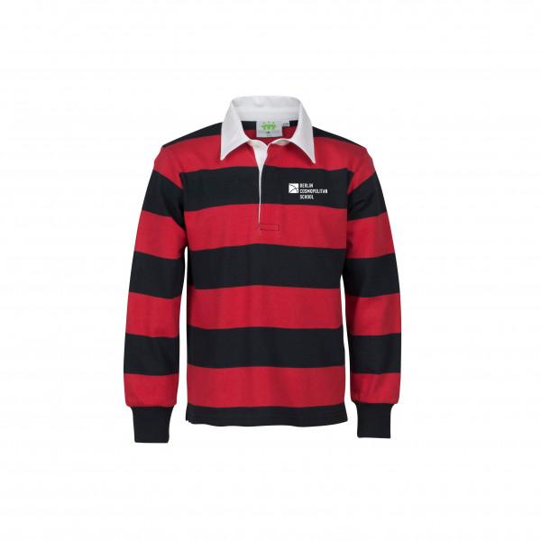 Rugbyshirt, long sleeves, Boys