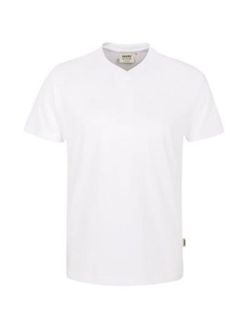V-Shirt, classic, short sleeves, Boys