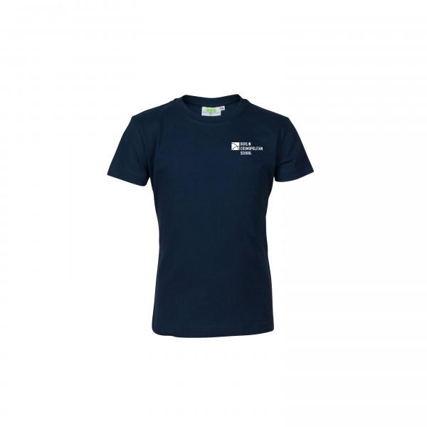 T-Shirt, short sleeves, roundneck, Girls